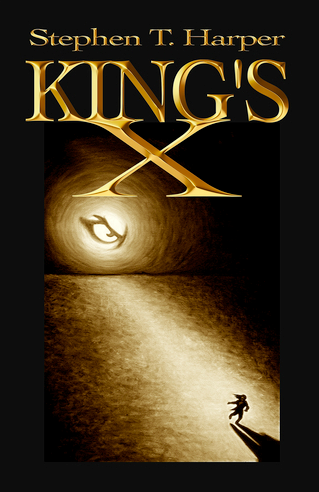 Book Review by Tamara Rose Blodgett  –  Stephen T. Harper's – King's X