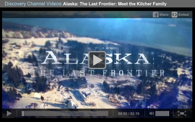 "Discovery Channel Premieres ""Alaska, The Last Frontier"""