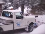 Seldovia's Plowing Service