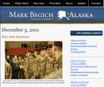 Begich December Newsletter