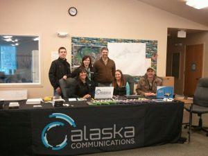 Alaska Communications Brings Customer Service to Seldovia