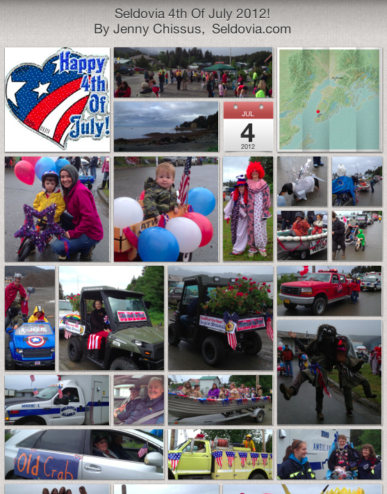 Enjoy This Photo Story of Seldovia's 4th of July!