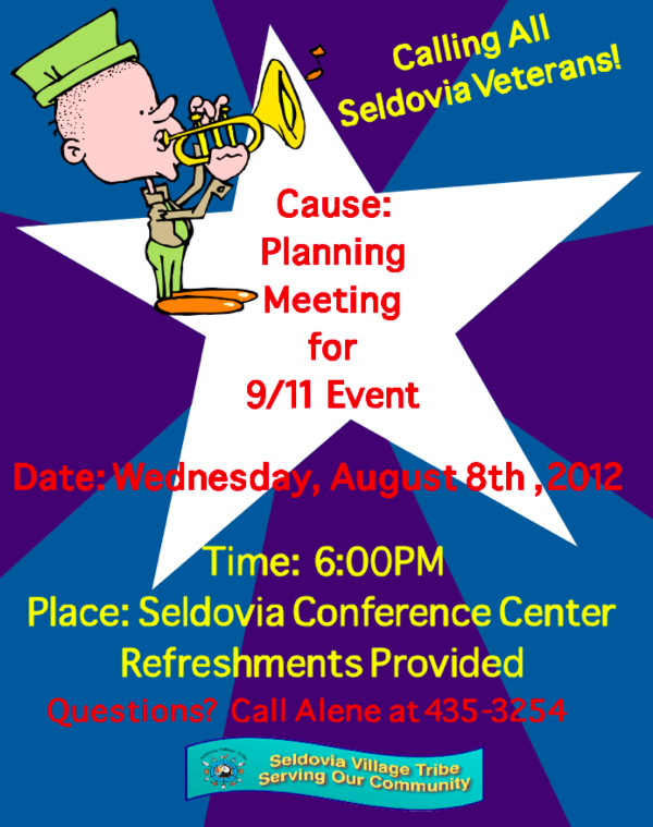 Calling All Seldovia Veterans!