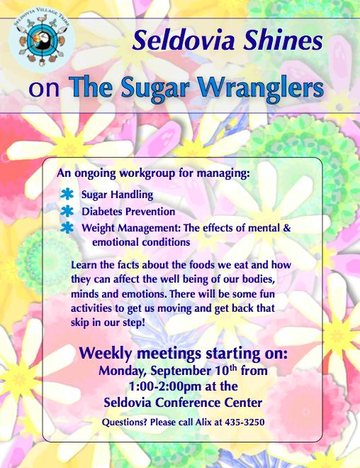 Sugar Wranglers…