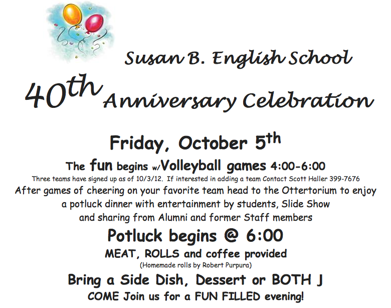 Come Celebrate at SBE