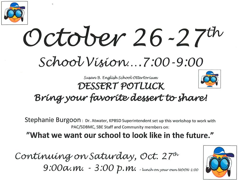 The Future of Susan B. English School