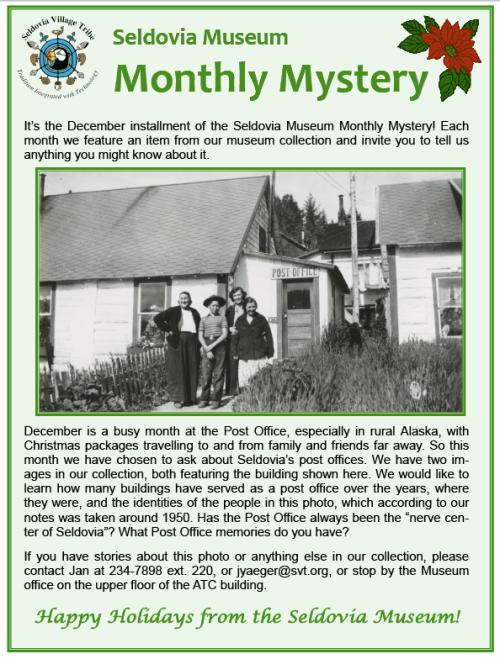 121130 SVT Monthly Mystery