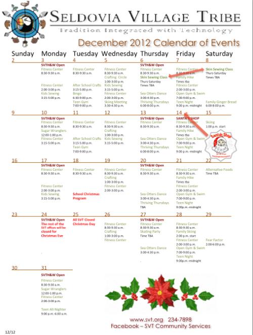 121204 SVT Calendar